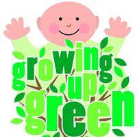 Growing Up Green logo