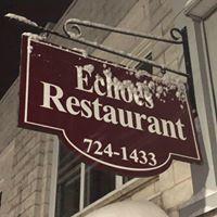 Echoes Restaurant logo