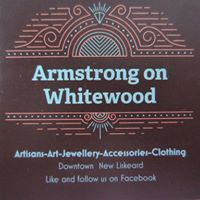 Armstrong On Whitewood logo