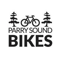 Parry Sound Bikes logo