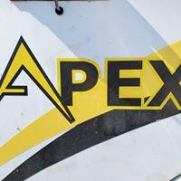 Apex Concrete Pumping logo