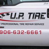 Up Tire logo
