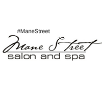 Mane Street Salon & Spa logo
