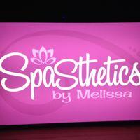 SpaSthetics By Melissa logo