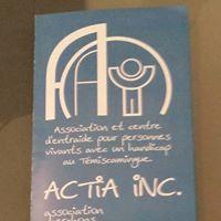 Actia Inc logo