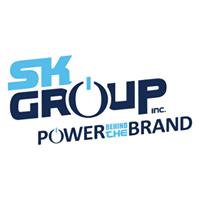 SK Group Inc logo