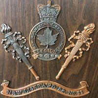 Royal Canadian Legion Branch 33 logo