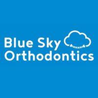 Blue Sky Orthodontics logo