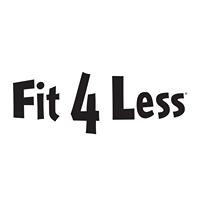 Fit4Less logo