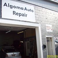 Algoma Auto Repair logo