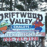 Driftwood Valley Chalets logo