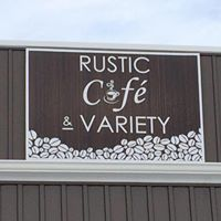 Rustic Cafe & Variety Inc logo