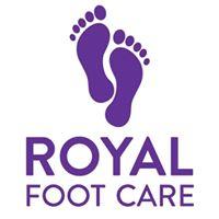 Royal Foot Care logo