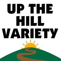 Up the Hill Variety logo