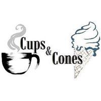 Cups & Cones logo