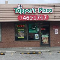 Topper's Pizza logo