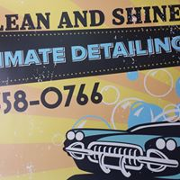 Klean And Shine Ultimate Detailing logo
