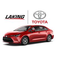 Laking Toyota Inc logo