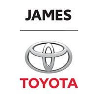 James Toyota logo
