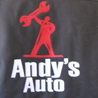 Andy's Auto Service Ltd logo
