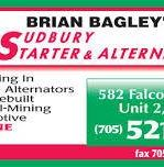 Sudbury Starter & Alternator logo