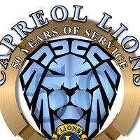 Capreol Lions Club logo
