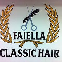 Faiella Classic Hair logo