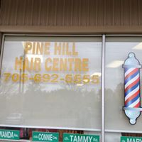 Pinehill Hair Centre logo