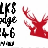 Espanola Elk's Club logo