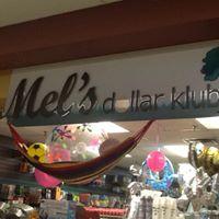 Mel's Dollar Klub logo