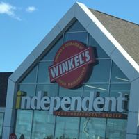 Winkel's Your Independent Grocer logo