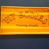 Fit Bodies Personal Training Studio logo