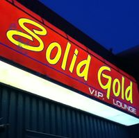 Solid Gold VIP Lounge logo