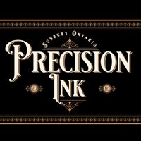 Precision Ink logo