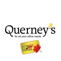 Querney's Office Plus logo