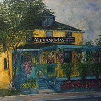 Alexandria's Restaurant & Lounge logo