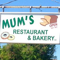 Mum's Restaurant & Bakery Inc logo