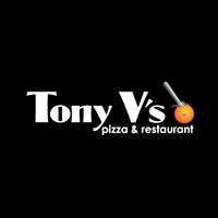 Tony V's Pizza logo