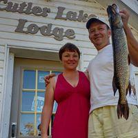 Cutler Lake Lodge logo