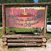 Forbes Holiday Resort logo