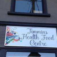 Timmins Health Food Centre logo
