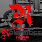 Relentless Fit Club logo
