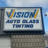 New Vision Auto Glass logo
