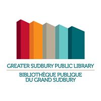 Greater Sudbury Public Library logo