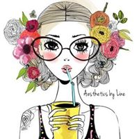 Aesthetics By Line logo