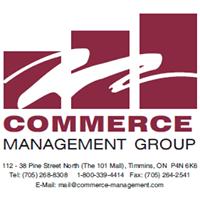 Commerce Management Group logo