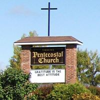 Timmins Pentecostal Church logo