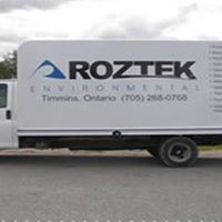 Roztek Environmental logo