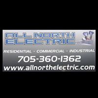 All North Electric logo