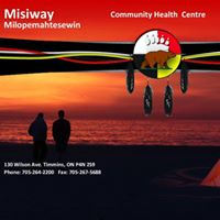 Misiway Milopemahtesewin Community Health Centre logo
